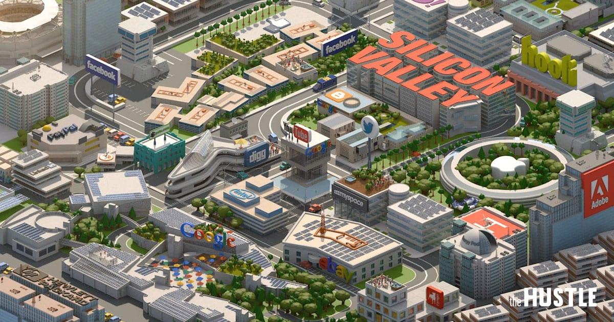 Silicon Valley show logo