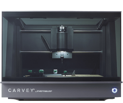 Image of a Carvey CNC mill