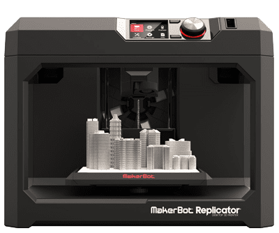 Image of Makerbot Replicator 3D printer