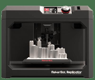 Image of Makerbot Replicator 3D printer