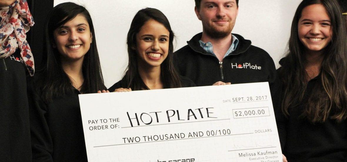 Image of HotPlate team members