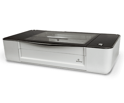 Image of Glowforge laser cutter
