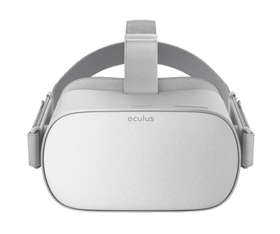 Image of Oculus Go VR headset