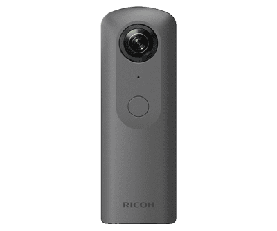 Image of Ricoh Theta camera