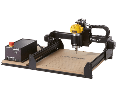 Image of X-Carve CNC mill