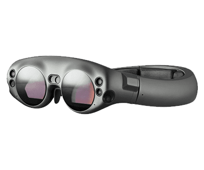 Image of the Magic Leap headset