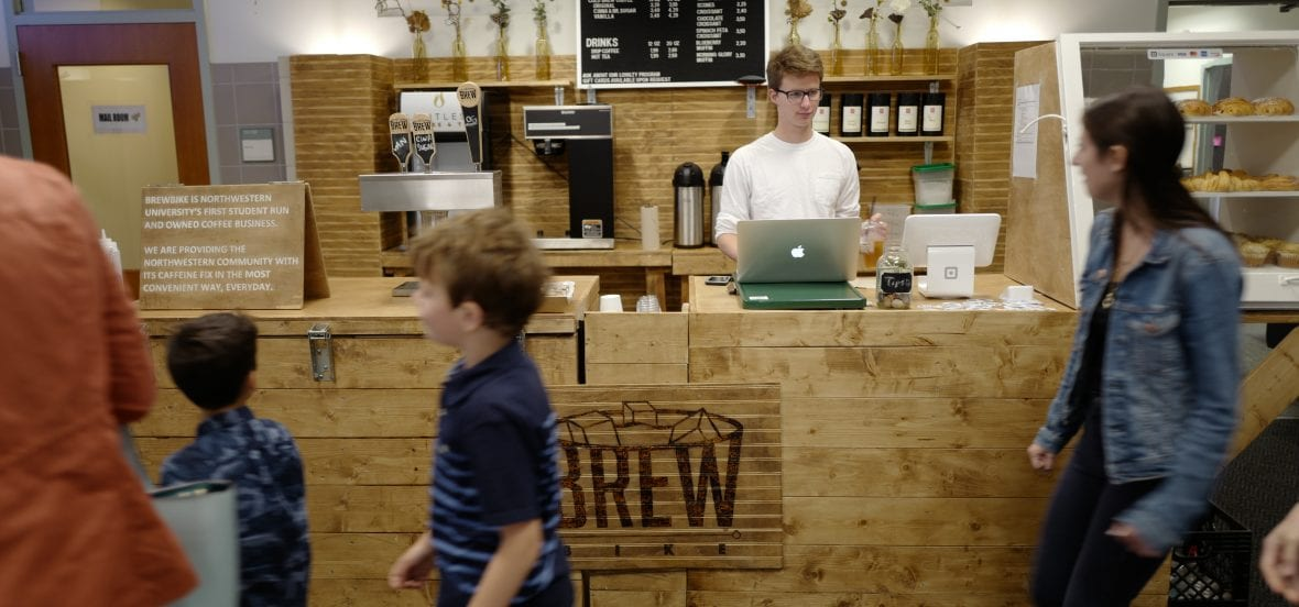 Image of BrewBike Cafe located in SESP