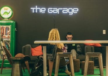 My Experience Founding a Company at The Garage