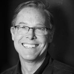 Headshot of EIR Thomas Parkinson