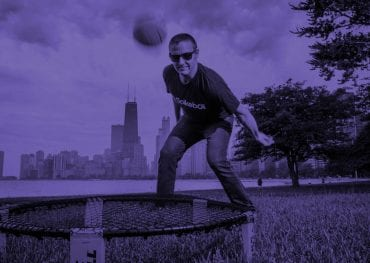 Spikeball: Conversation with Chris Ruder