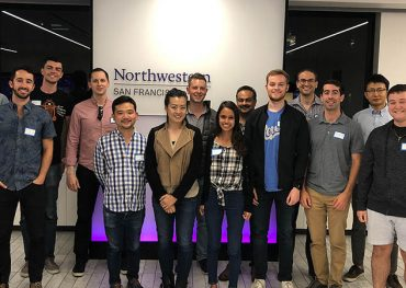 The Garage SF: Building a Platform for Serendipity for the Northwestern Network